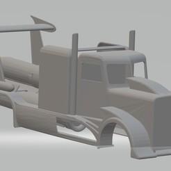Foto 1.jpg Télécharger fichier STL Shockwave Jet Truck Imprimable • Plan pour imprimante 3D, hora80