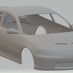 Download STL file GTO Coupe 2006 Printable Body Car, hora80