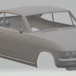 Download 3D printing templates Monza 1966-1969 Printable Body Car, hora80