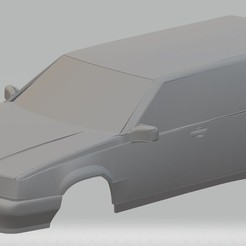 Impresiones 3D Volvo 850 T5 R Printable Body Car, hora80