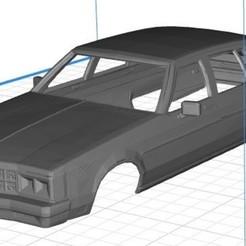 Descargar archivo 3D Regency Body Car Printable 3D, hora80