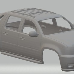 Download 3D model Avalanche 2011 Printable Body Car, hora80