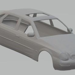 Descargar STL Scorpio 1996 Printable Body Car, hora80
