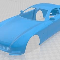 foto 1.jpg Download STL file Ferrari Scaglietti Printable Body Car • 3D printer model, hora80