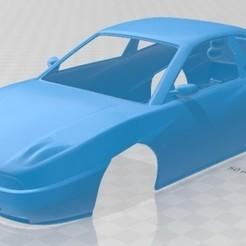 foto 1.jpg Download STL file Fiat Coupe Pininfarina 1998 Printable Body Car • 3D printing design, hora80