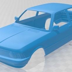 foto 1.jpg Download STL file Series 3 E21 Coupe 1975 Printable Body Car • Design to 3D print, hora80