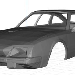 Descargar diseños 3D Citroen CX Body Car, hora80