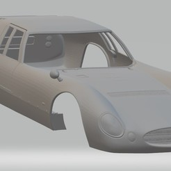 Download 3D printer files Maserati Type 151-3 Printable Body Car, hora80