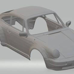 Descargar archivos STL Porsche 911 - 1983 Printable Body Car, hora80