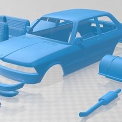 foto 1.jpg Download STL file E21 Coupe 1975 Printable Car • 3D print design, hora80