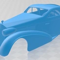 foto 1.jpg Download STL file Phantom Jonckheere 1934 Printable Body Car • 3D printable model, hora80