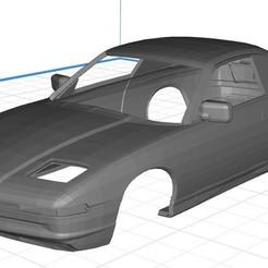Descargar modelo 3D 850 Printable Body Car, hora80