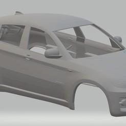 Descargar modelo 3D X6 E71 Printable Body Car, hora80