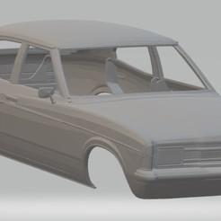 Descargar modelos 3D para imprimir Cortina MK3 Printable Body Car, hora80