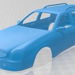 foto 1.jpg Download STL file Scorpio Wagon 1994 Printable Body Car • 3D printable model, hora80