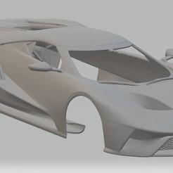 Descargar modelos 3D GT 2017 Printable Body Car, hora80