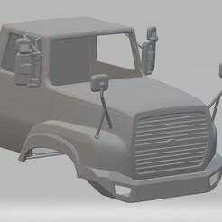 foto 1.jpg Télécharger fichier STL Camion à cabine imprimable LTA 9000 • Plan pour impression 3D, hora80