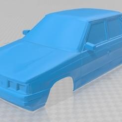 foto 1.jpg Télécharger fichier STL Carrosserie imprimable de la Renault 9 • Objet imprimable en 3D, hora80