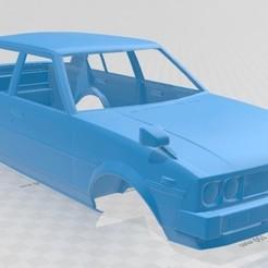Descargar modelo 3D Toyota Corolla KE70 Printable Body Car, hora80
