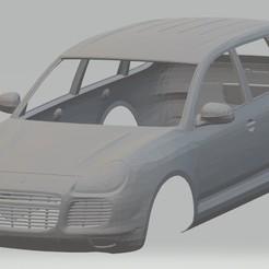 Download 3D model Cayenne Printable Body Car, hora80