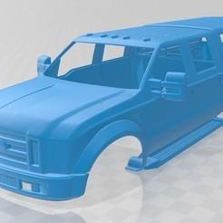 foto 1.jpg Télécharger fichier STL Carrosserie imprimable de la F 450 Super Duty • Objet imprimable en 3D, hora80