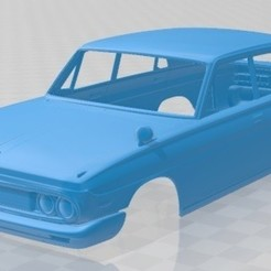 foto 1.jpg Download STL file Nissan President 1965 Printable Body Car • 3D print model, hora80