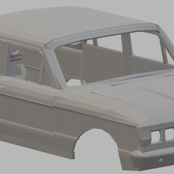 Descargar modelos 3D para imprimir Falcon Printable Body Car, hora80
