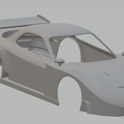 Download 3D printing files Mazda RX7 1996 Printable Body Car, hora80