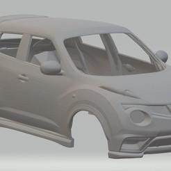 Download 3D printing models Nissan Juke Printable Body Car, hora80