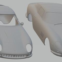 Descargar archivos 3D Ferrari 275 GTB 1964 Printable Body Car, hora80