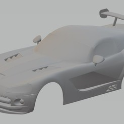 foto 1.jpg Download STL file Viper Printable Body Car • Object to 3D print, hora80