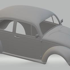 Descargar modelos 3D Volkswagen Beetle 1300, hora80