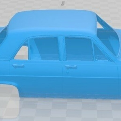 Holden HR Premier 1966-3.jpg Download STL file Holden HR Premier 1966 Printable Body Car • 3D printer template, hora80