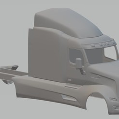 Download 3D printing models Peterbilt RIG2 CherAn Printable Truck, hora80