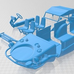 Download 3D print files Volkswagen Schwimmwagen 1942 Printable, hora80