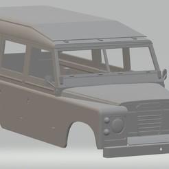 Descargar diseños 3D Land Rover Serie 3 Printable Car, hora80