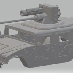 Download 3D printer model H1 Printable Body Car, hora80