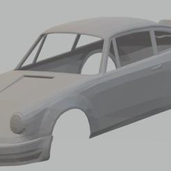 foto 1.jpg Download STL file Porsche 911 RS Printable Body Car • Design to 3D print, hora80
