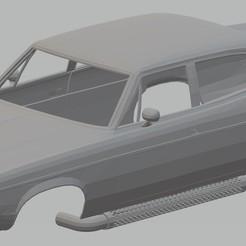 Descargar archivos STL AMC Matador Printable Body Car, hora80