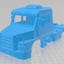 Descargar modelos 3D para imprimir Scania 113 Printable Truck, hora80