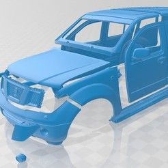foto 1.jpg Download STL file Nissan Pathfinder Printable Car • 3D printing template, hora80
