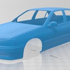 Descargar modelos 3D para imprimir Peugeot 406 Printable Body Car, hora80