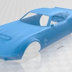 Download 3D printer files Mach 2 Printable Body Car, hora80