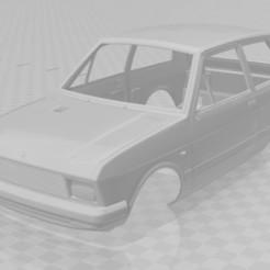 Download STL file Yugo 55 Printable Body Car, hora80