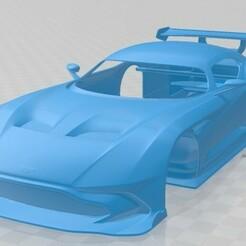 Aston Martin Vulcan 2016-1.jpg Télécharger fichier STL Aston Martin Vulcan 2016 voiture à carrosserie imprimable • Design à imprimer en 3D, hora80