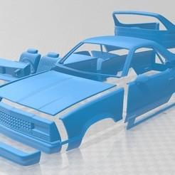 foto 1.jpg Télécharger fichier STL La Route 1982 Voiture Imprimable • Modèle pour impression 3D, hora80