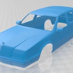 foto 1.jpg Télécharger fichier STL Carrosserie imprimable Imperial 1989 • Modèle imprimable en 3D, hora80