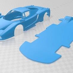 foto 0.jpg Download STL file Ferrari Enzo F60 Printable Body Car • Model to 3D print, hora80