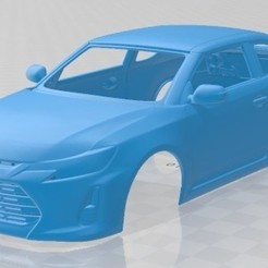 foto 1.jpg Download STL file Scion TC 2014 Printable Body Car • 3D printable model, hora80