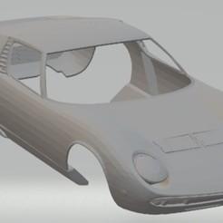 Foto 1.jpg Télécharger fichier STL Lamborghini Miura Carrosserie Imprimable • Objet imprimable en 3D, hora80